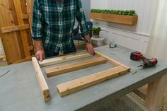 cut boards to the sizes listed above Water Storage, Diy Storage, Outdoor Storage, Locker Storage, Garden Shed Diy, Garden Storage Shed, Garden Tools, Tool Sheds, Woodworking Projects Diy
