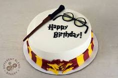 Image result for easy harry potter cake