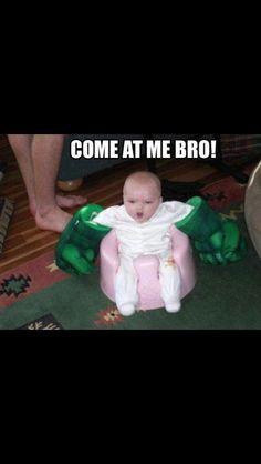 This baby is so adorable #cute #lmao