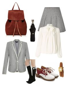 """""""#7"""" by norel222 on Polyvore featuring mode, T By Alexander Wang, Somerset by Alice Temperley, Theory, JY Shoes, Mansur Gavriel, Alexander McQueen et Gucci"""