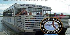 Mississippi Explorer Cruises, Prairie Du Chien, WI | Travel Wisconsin