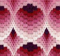 Флорентийская вышивка барджелло: 25 схем разного уровня сложности - Ярмарка Мастеров - ручная работа, handmade