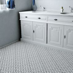You'll love the Retro Basket Weave Random Sized Porcelain Mosaic Tile in White at AllModern - With Great Deals on modern Renovation  products and Free Shipping on most stuff, even the big stuff.