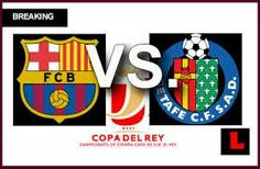 Barcelona and Getafe face each other in Copa del Rey match on 16 January 2014 21.00 GMT. Watch Barcelona vs Getafe  Match Live streaming online free in this site. You just need a Computer with Internet modem. No need install any software and tools. So enjoy Getafe  vs Barcelona Match live Stream here in this site Live Soccer, Barcelona, January, Software, Internet, Tools, Watch, Free, Breakfast Nook