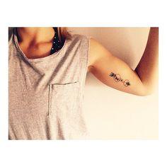 Arrow Tattoo Ideas | POPSUGAR Beauty