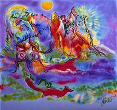 Origianl artwork by Jerry Garcia