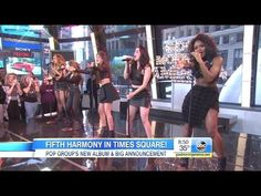 [HD] Fifth Harmony - Sledgehammer - GMA (Live) sweet!
