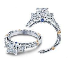 3 Stone V-Prong Princess Cut Simulated Diamond Women's Wedding & Engagement Ring #aonejewels