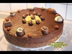 Nutellali Pismeyen pasta tarifi ( pismeyen cizkek ) | Nur Mutfağı