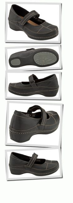 I finally found my brown shoes!!! - Spring Step Venture from www.planetshoes.com