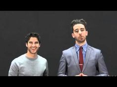 this just made my day!!!!!! hahaahaha THEE BEST! Darren Criss - Acapella Challenge [Extended]