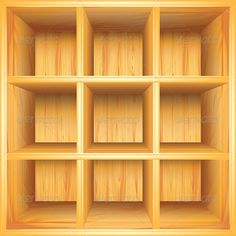 Wooden Bookshelf, Vector Background  #GraphicRiver         Empty wooden bookshelf, photo realistic vector background   Zip file includes: - eps10, editable vector, RGB - high-resolution jpg, RGB - psd, RGB     Created: 29October13 GraphicsFilesIncluded: PhotoshopPSD #JPGImage #VectorEPS Layered: No MinimumAdobeCSVersion: CS Tags: application #background #bar #bookshelf #box #design #editable #empty #eps10 #gallery #home #installation #interior #market #office #organize #product #shadow…