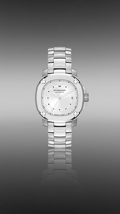The Britain BBY1204 43mm Automatic   Burberry