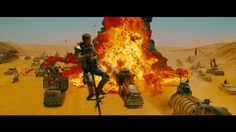 Excellent trailer for #MadMax: #FuryRoad full of crazy stunts and #VFX shots by #Iloura and #MethodStudios: http://www.artofvfx.com/?p=8652