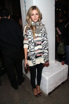 """Olivia Palermo Photos: """"I Am Because We Are"""" Book Launch At Powerhouse Arena"""