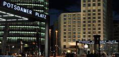 Bahnhof Potsdamer Platz Berlin.  http://besuch-berlin.de