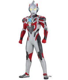 ウルトラヒーロー | 円谷ステーション | ウルトラマンエックス 身長:45m 体重:4万5千t 最大飛行速度:ー 出身地:ー 初登場年度:2015年 登場作品:ウルトラマンX