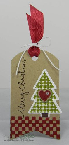 Kreative Kristie: Moxie Fab - Holiday Gift tag
