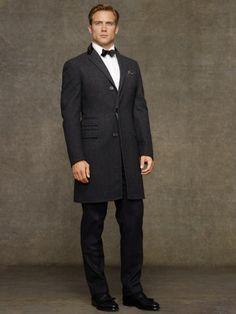 Wool Paddock Coat - Polo Ralph Lauren Cloth - RalphLauren.com