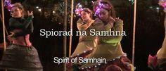 Spiorad na Samhna -- Origins of Halloween