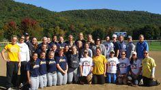 Quinnipiac Softball Alumni Game - September 28, 2013