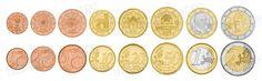 Austria,  set of 8 uncirculated coins