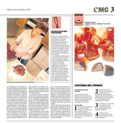 Heraldo de Aragón - Noviembre 2014