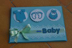 Card nascita Baby Boy