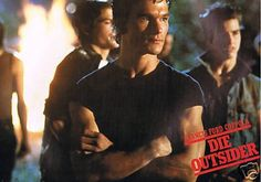 #TheOutsiders - Darrel 'Darry' Curtis don't know what that said in red I just like the pic
