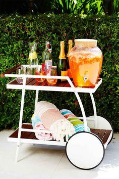 Bar cart | Home Beau