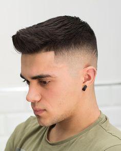 Undercut Fade Haircuts for Men Short Hair Undercut, Undercut Hairstyles, Short Hair Cuts, Short Hair Styles, Undercut Fade, Cool Hairstyles For Men, Cool Haircuts, Haircuts For Men, Hairstyle Ideas