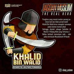 Khalid Bin Walid Islamic Dua, Islamic World, Islamic Quotes, Ali Bin Abi Thalib, History Of Islam, All About Islam, Learn Islam, Islamic Messages, Real Hero