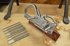 NEW! The Quangsheng No. 043 Plough Plane. £139.50 inc VAT and delivery from. http://www.workshopheaven.com