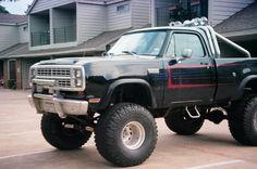 1979 W-150 Dodge Power Wagon Old Dodge Trucks, Dodge Pickup, 4x4 Trucks, Diesel Trucks, Custom Trucks, Lifted Trucks, Rv Truck, Little Truck, Dodge Power Wagon