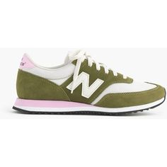 Women's New Balance For J.Crew 620 Sneakers ($115) ❤ liked on Polyvore