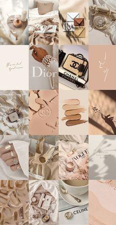 Cream Aesthetic, Classy Aesthetic, Brown Aesthetic, Aesthetic Collage, Iphone Wallpaper Tumblr Aesthetic, Aesthetic Pastel Wallpaper, Aesthetic Backgrounds, Aesthetic Wallpapers, Beige Wallpaper