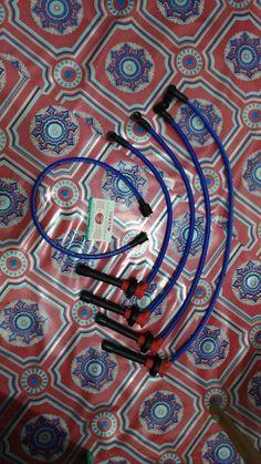 jual kabel busi racing -untuk mobil honda city z -merek blue thunder -barang oke -isi 1 set,tomato wtc 082210151782