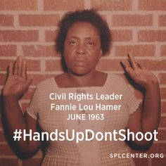 On Erasing Fannie Lou and Other Black Women Victimized By Police.