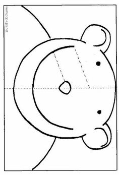 Make a Reindeer Pop up Card (Robert Sabuda Method