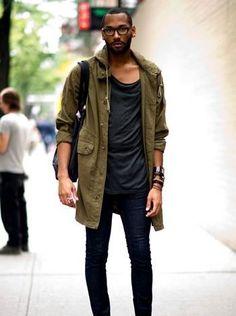 Macho Moda - Blog de Moda Masculina  Óculos de Grau no Visual Masculino, pra cc1716f56b