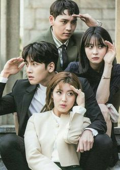 Ji Chang Wook in _Suspicious Partner_ 2017 Noh Ji Wook Korean Drama Funny, Korean Drama Movies, Korean Dramas, The Beast, Korean Celebrities, Korean Actors, Kpop, Suspicious Partner Kdrama, Ji Chan Wook