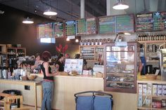Rock City Cafe features eclectic lunch items as well as the most amazing coffee you have ever tasted!