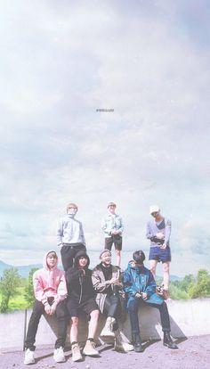 BTS #방탄소년단 Wallpaper