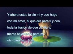 Dread Mar I Tu Sin Mi Letra - YouTube