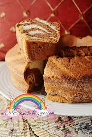 Arco-íris na Cozinha: Bolo Tigre com Claras