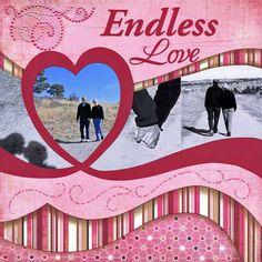 Endless Love - Scrapbook.com