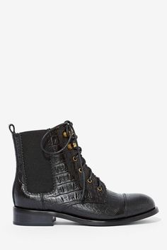 Jeffrey Campbell Corco Leather Boot