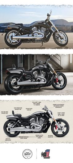 It makes an imposing impression. | 2016 Harley-Davidson V-Rod Muscle