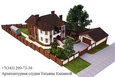 Проект дома пос Коптяки