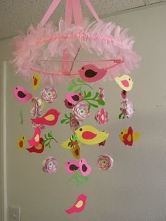 dirtbin designs: My top home made baby mobiles